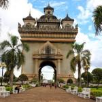 Arc de Triumph of Vientiane, Patuxay Monument