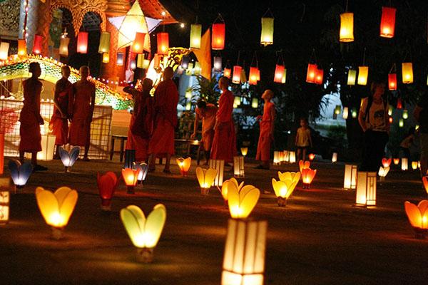 Boun Awk Phansa Festival