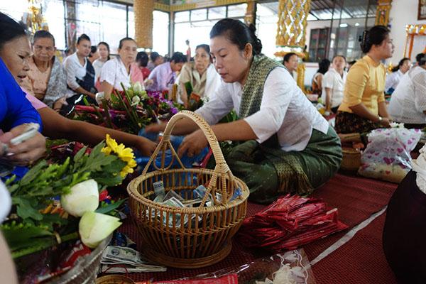 Haw Khao Padap Din Festival