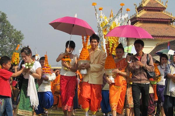 Boun That Luong Festival