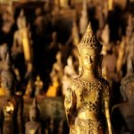 Buddha Images in Pak Ou Caves, Laos Packages