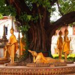 Buddha-images during Laos trips