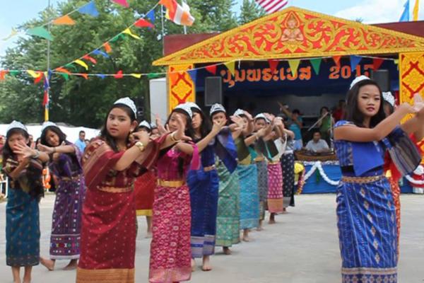 Bun Pha Vet Festival