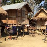 Hmong village in Laos, Laos Trips