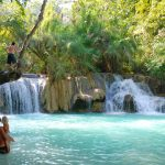 Kuang Si Waterfall, Laos Tour