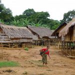 Lao Loum village of Ban Na, Laos Tour
