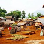 Laos Villages at Pakse, Laos Tours