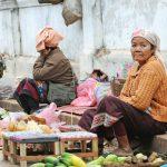 Phousi Market in Laos, Laos Trips