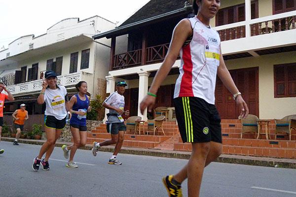 Luang Prabang Half Marathon festial