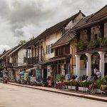 Luang Prabang Street, Laos Tour