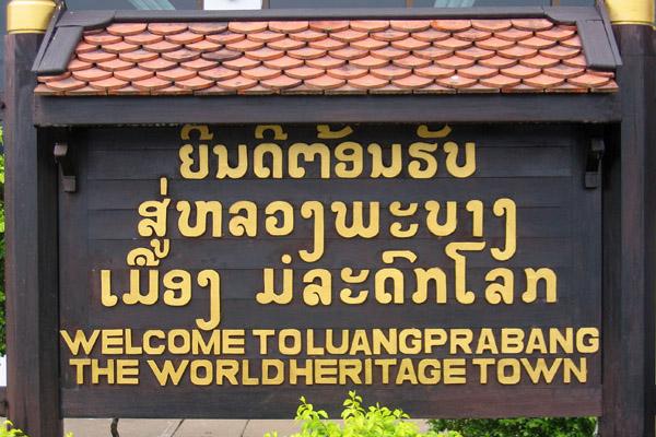 World Heritage Town, Luang Prabang