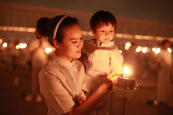 Magha Puja Festival