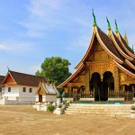 Magnificent Wat Xiengthong of Luang Prabang