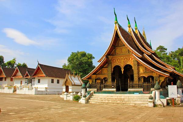 Magnificent Wat Xiengthong of Luang Prabang