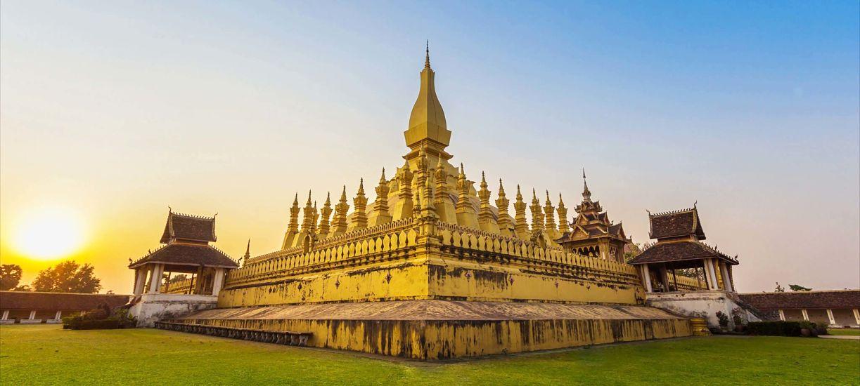 Pha That Luang, Laos local tours