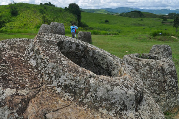 Plain-of-Jars, Laos holidays