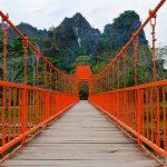 Red Bridge, Laos tour packages