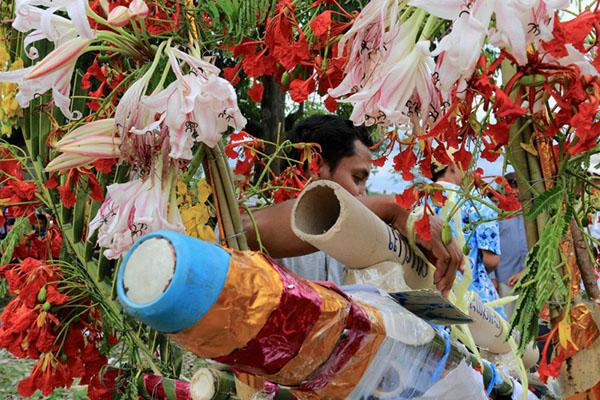 Boun Bang Fai Festival, Laos local tours