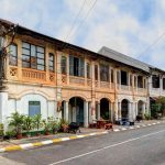 Savannakhet colonial building, Laos Vacations