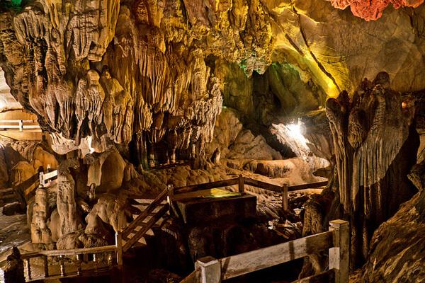 Tham-Jang-Cave, Laos itinerary