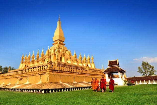 That Luang Stupa Pha That Luang