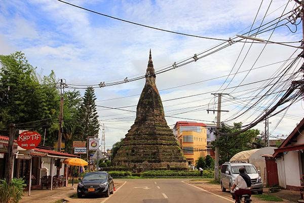 That Dam - Black Stupa