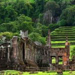 The-ruins-of-pre-Angkorian-Wat-Phu
