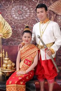 Laos Wedding Ceremony