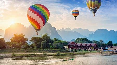 Laos Discovery Tour – 10 Days