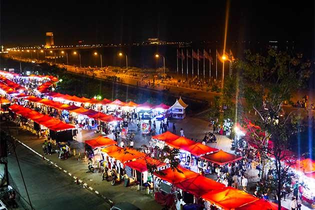 Vientiane Night
