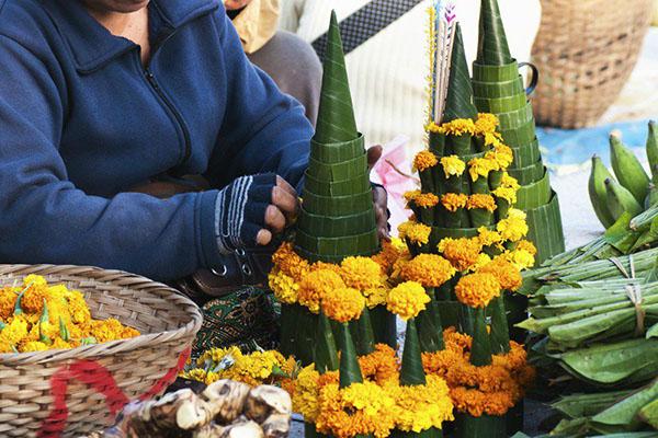 Visakha Puja Festival