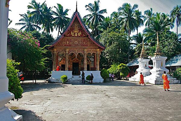 Wat Long Khoun - Luang Prabang