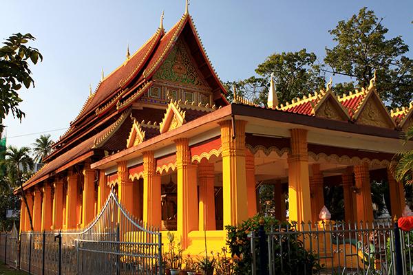 Wat Mixai, Vientiane