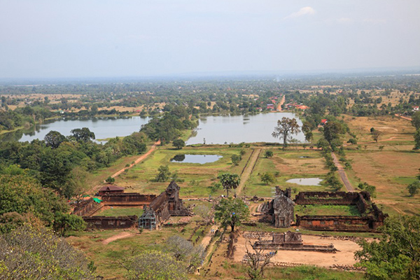 Wat Phou and Associated Ancient Settlements within the Champasak Cultural Landscape