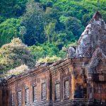 Wat Phu Temple, Tour in Laos