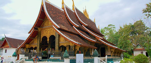 Wat Xieng Thong is one of the most beautiful and significant monuments in Lao.