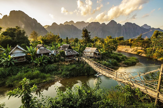 the best time to visit laos