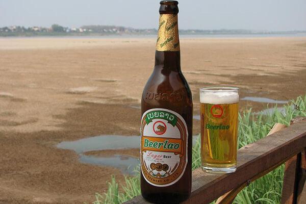 Beer Laos drinks in Laos