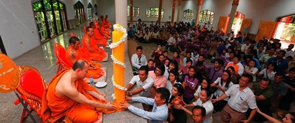 Khao Phansa festival