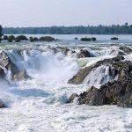 Khonephapheng Waterfall, Tour to Laos