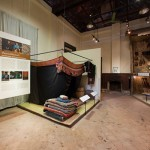 Tai Dam (Black Tai) exhibitions inside Traditional Arts and Ethnology Centre