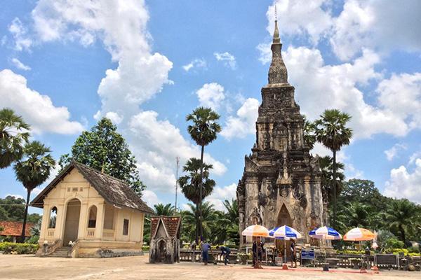 That Ing Hang what to do in Savannakhet laos