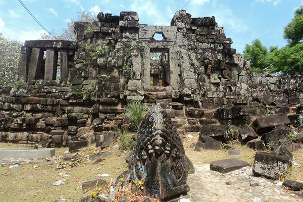 The ruins of Heun Hin things to do in Savannakhet