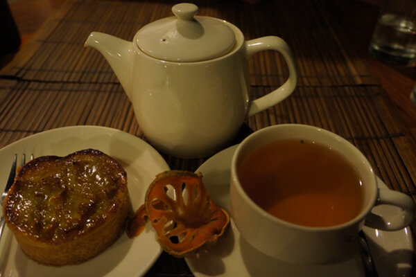 Traditional Laos black tea, Laos trips