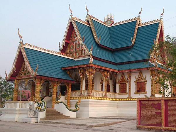 Wat Phou Salao in Paske