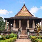 Wat Ho Phra Keo, Laos Tour