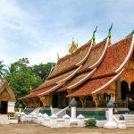Wat Xieng Thong in Luang Prabang, Tour in Laos