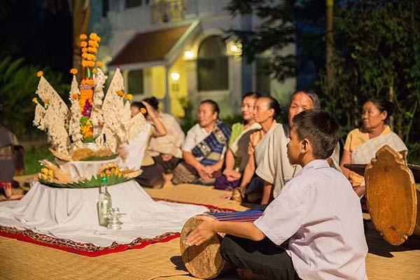 Animist Belief in Laos