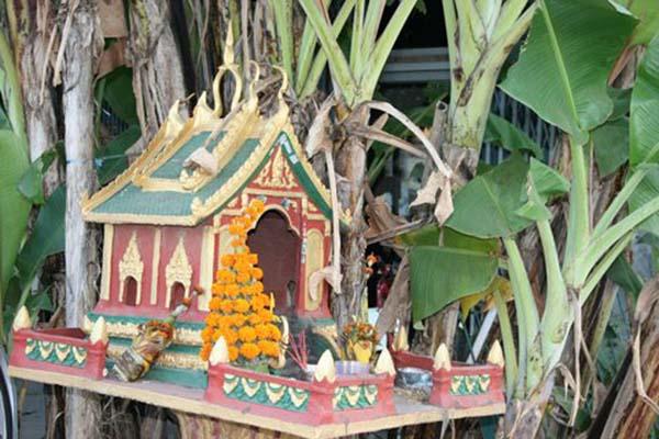 Animist Belief in Laos, laos Tours