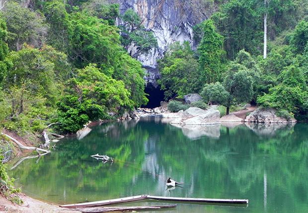 Kong Lor Cave – Tham Long Ko